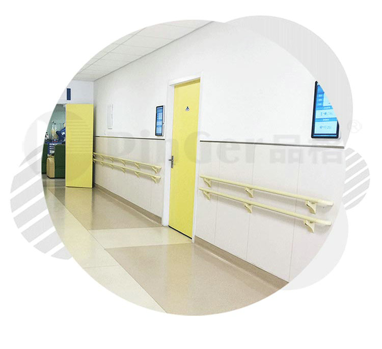 Mini handrail aluminum wall raillings