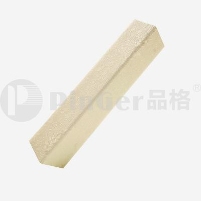 2mm thickness Supermarket plastic Corner Protection Guards