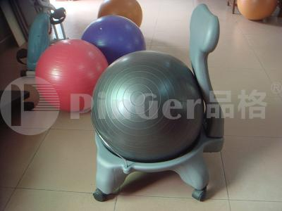 fitness ball chairs